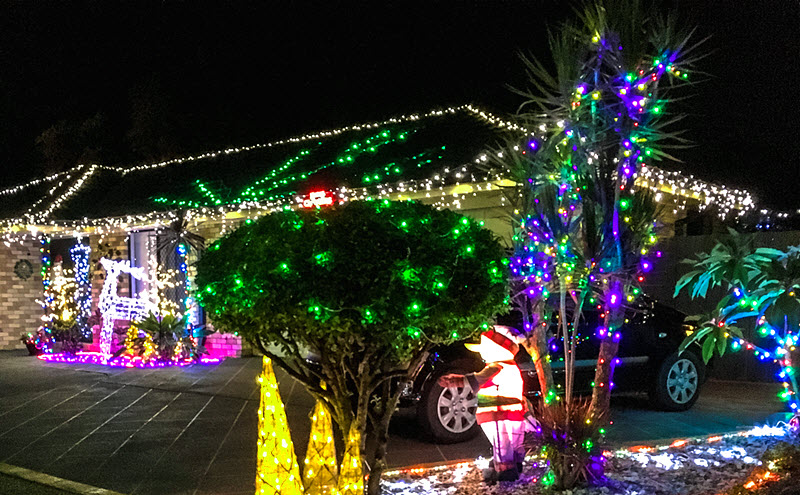 Colourful-Xmas-light-display
