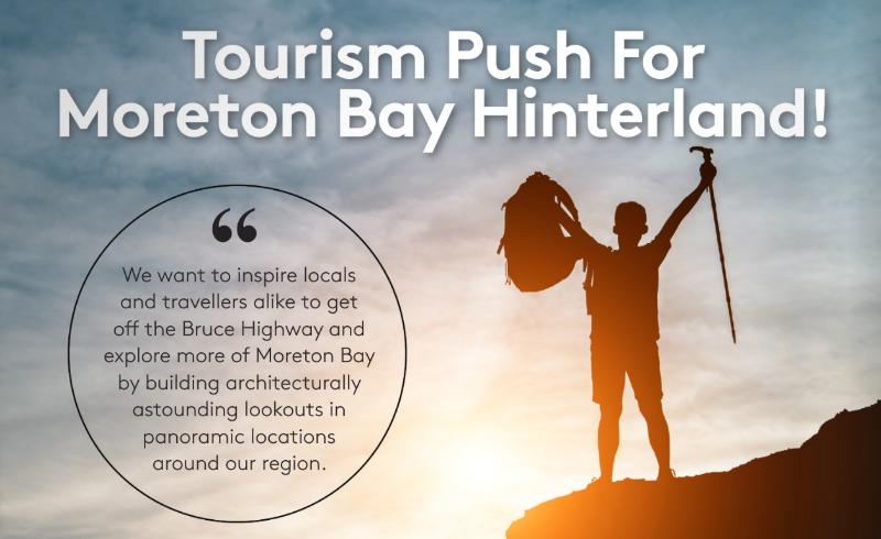 moreton bay hinterland tourism push